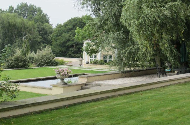 John Brookes Mbe Bio Page - Denmans Garden with regard to Clock House School Of Garden Design