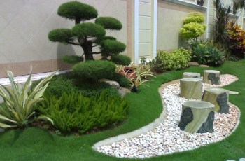 Simple Garden Ideas Malaysia with regard to Garden House Design Ideas Malaysia