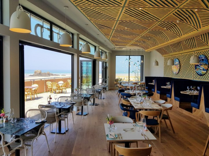 Summer House Restaurant - Perranporth, Cornwall within Garden House Restaurant And Catering