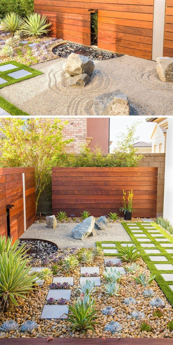 8 Elements To Include When Designing Your Zen Garden // Japanese inside Japanese Zen Garden Design Principles
