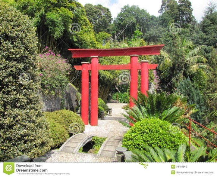 Japanese Garden Gate - Studyhamster - with regard to Zen Garden Gate Design