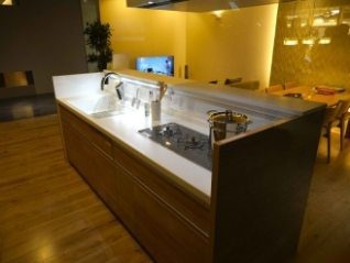 Smart Kitchen Garden Fixture - Utility Side