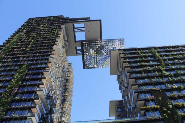 vertical garden skyscraper World's Best Tall Building - Garden Culture Magazine