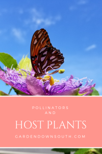 Pollinators and Host Plants