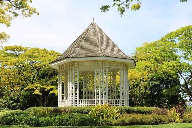 Gardening Around Your Gazebo: 5 Mistakes to Avoid