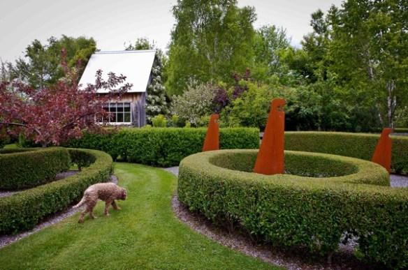Wychwood garden Tasmania