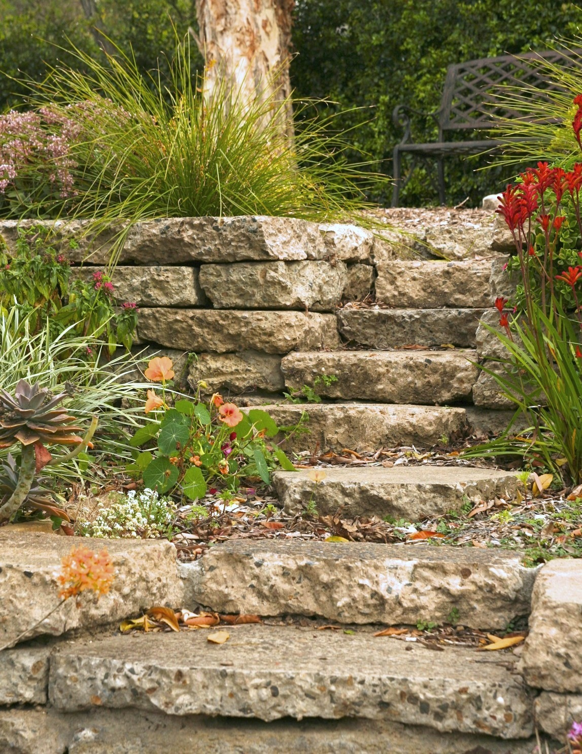 how to build a reused concrete wall