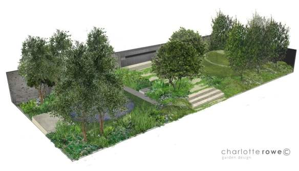 Charlotte Row Design ABF charity