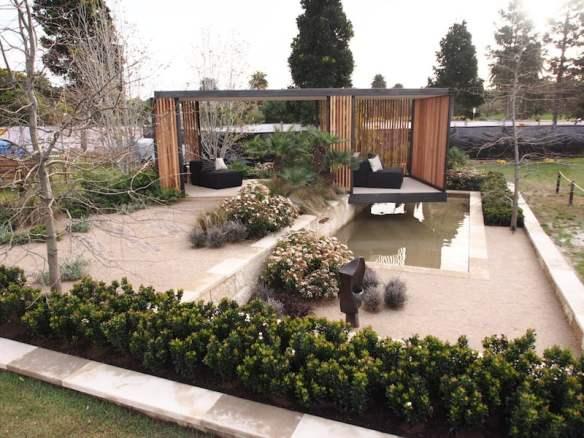 AGSS 2014 Best in Show 'Open Woodland', designer Myles Baldwin
