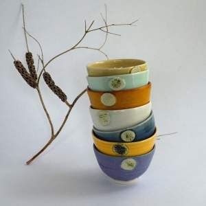 Ceramics by Katherine Mahoney