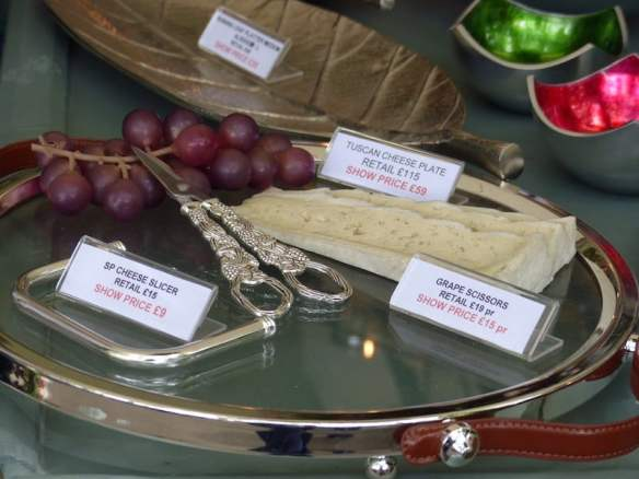 Chelsea Flower Show 2015 extraordinary things to buy grape scissors