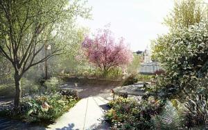 London Garden Bridge Dan Pearson design
