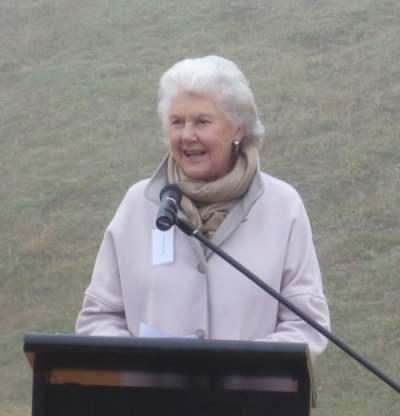 OGA President Tamie Fraser