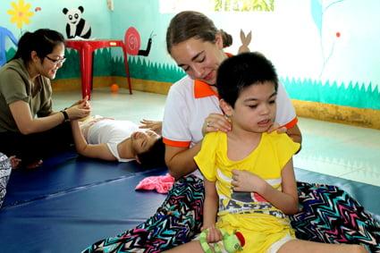 DaNang orphanage Vietnam3