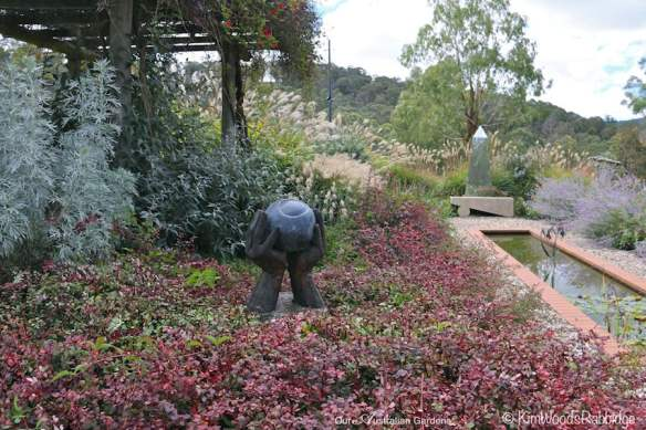 The garden at Heatherbrae in 'Celebrate the Seasons' (pp152-153). Photo Kim Woods Rabbidge