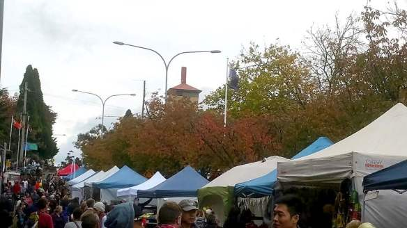 Leura Harvest Festival NSW May 2016
