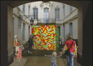 Le Madeleine Atelier MicroMega. Lyon, France