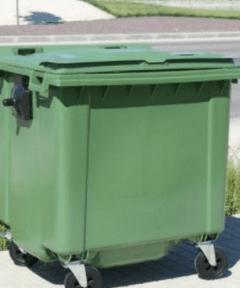 Agricultura-Contenedor-Profesional-770-litros-4-ruedas-9-contenedores 4 ruedas