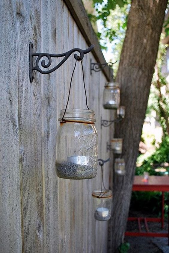 Ideas decoracion vallas jardin 10