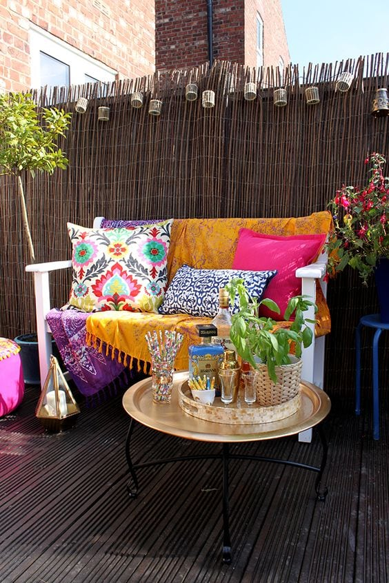 Ideas decoracion valla jardin 2
