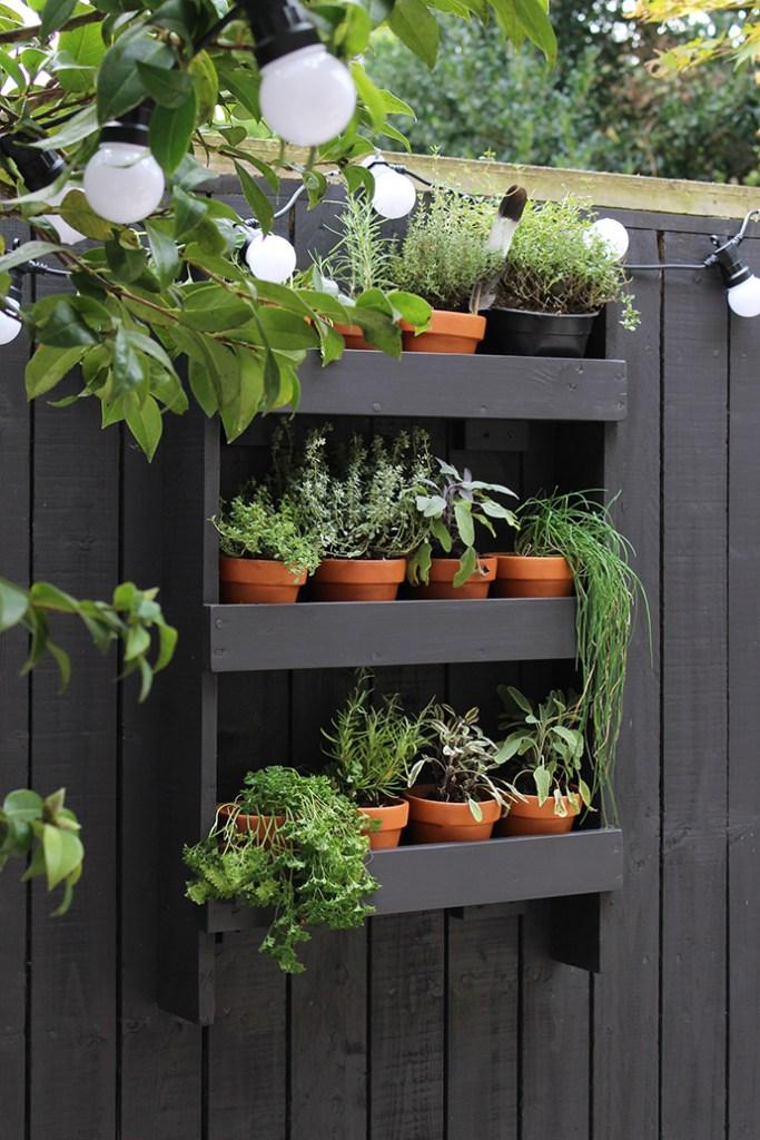 Ideas decoracion valla jardin 6