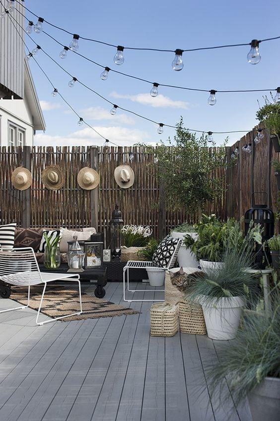 Ideas decoracion vallas jardin 7