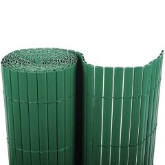 Cañizo-PVC-verde-doble-cara-decoración-exterior