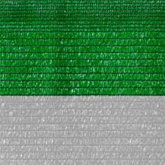 Malla-sombreo-verde-blanca
