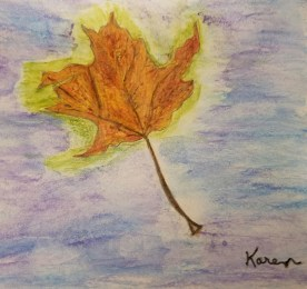 autumn-leaf-in-colored-pencils
