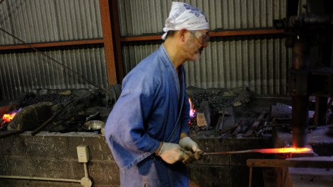 workshop kurogane otoya japan tradtional ironmaking blacksmithing (3)