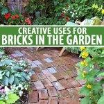 15 Creative Ways To Use Bricks In Garden Design Gardener S Path