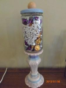 Recycled Storage Jar