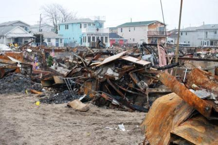 sandy relief homes