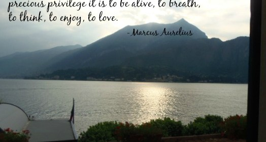 Lake Como, Bellagio, Italy, Give God the Glory