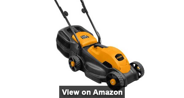 Tools Centre Incredible Electric Lawn Mower with Grass Catcher