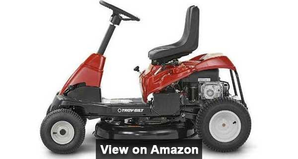 Troy Bilt 382cc Riding Lawn Mower