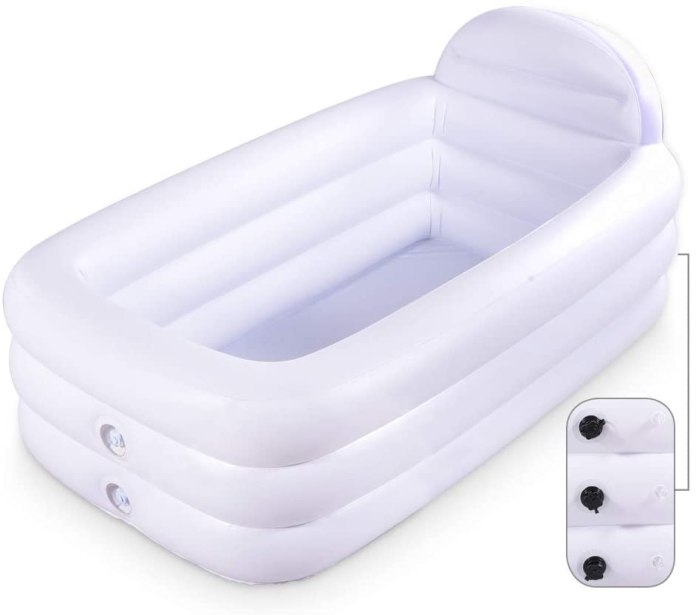 Portable Bath Tub