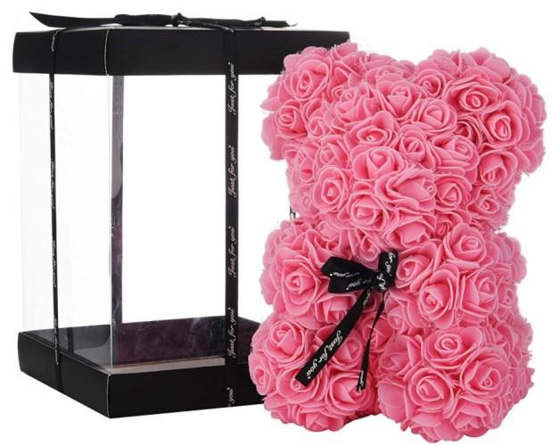 NWSX Rose Bear Flower Bear