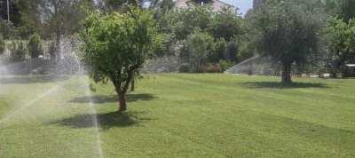Ιδιωτικός κήπος στο Ελληνικό