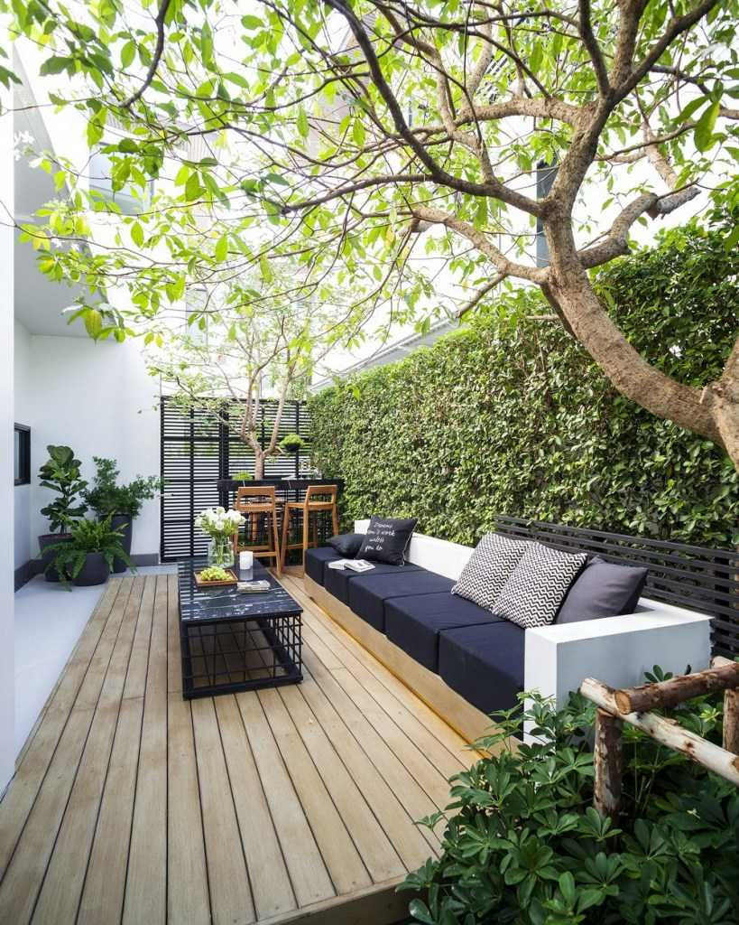 30 Perfect Small Backyard & Garden Design Ideas - Page 5 ... on Small Landscape Garden Ideas  id=90164