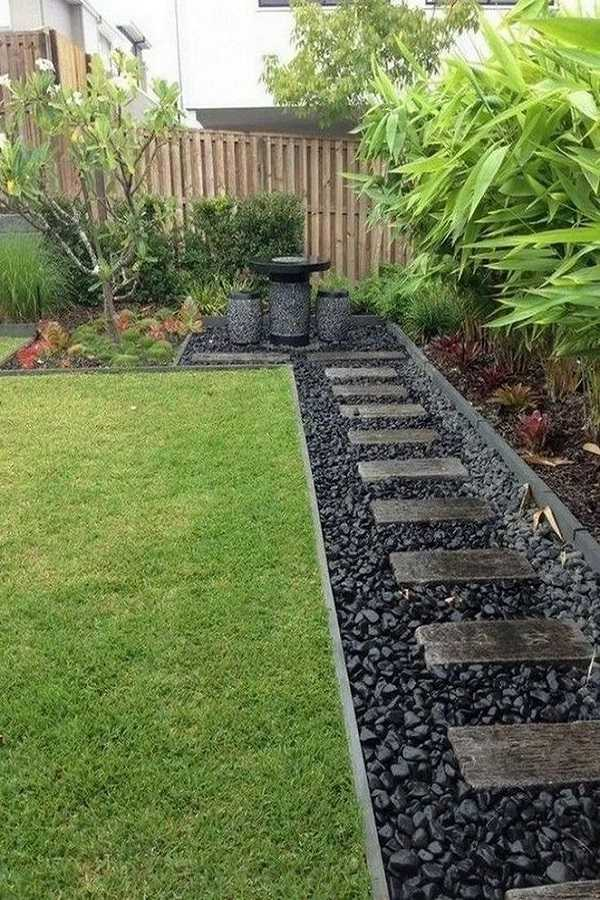 30 Backyard Landscaping Ideas On a Budget on Backyard Landscaping Ideas On A Budget id=93290