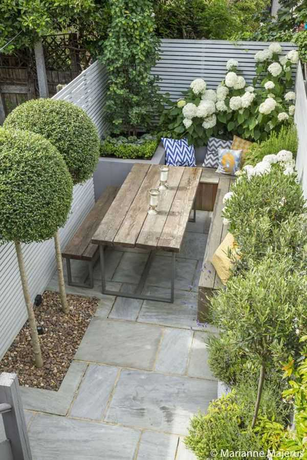 30 Amazing Small Backyard Landscaping Ideas That Will ... on Modern Landscaping Ideas For Small Backyards  id=60974