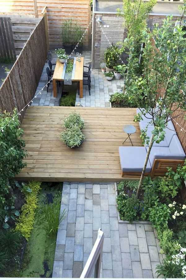 30 Amazing Small Backyard Landscaping Ideas That Will ... on Modern Landscaping Ideas For Small Backyards  id=13638