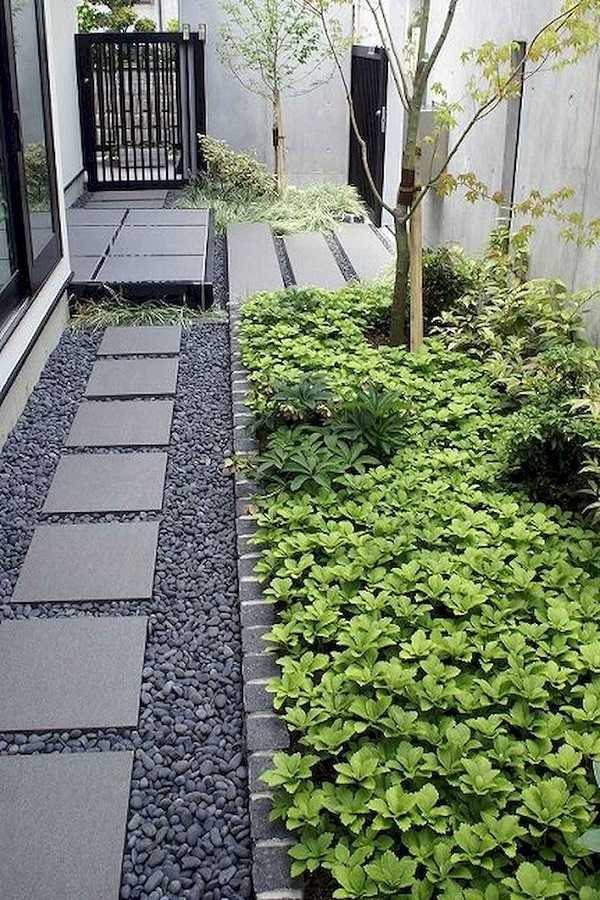 30 Great Cheap Walkway Ideas on Backyard Walkway Ideas id=77711