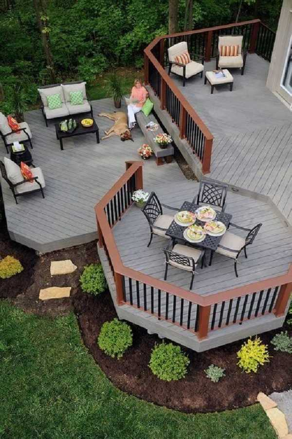 30 Wonderful Patio Layout Design Ideas on Garden Patio Designs And Layouts id=62427