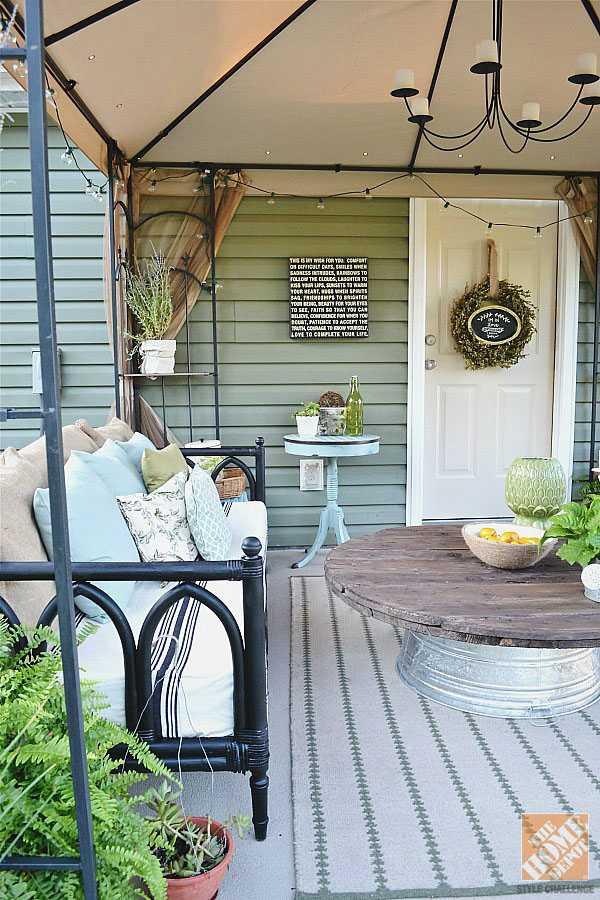 30 amazing covered patio design ideas