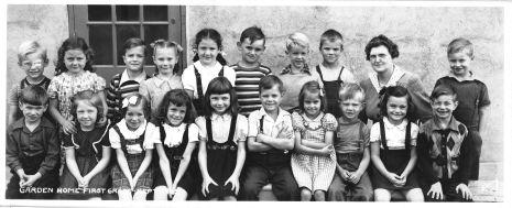 1939 Garden Home School grade 1