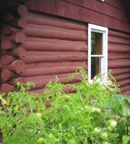 Original farmhouse at 8550 SW Garden Home Road