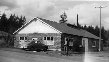 1950 Whitney's Cannery in Garden Home, Oregon
