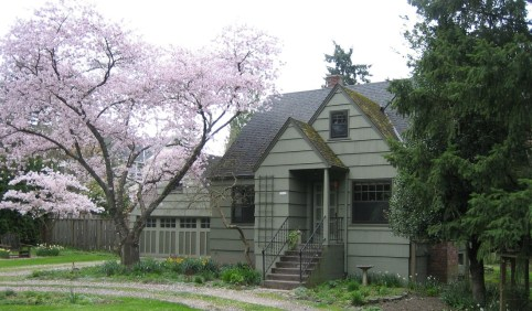 Gary and Anne Olson house on Westgard